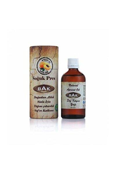 Naturel Apricot Oil Saf Kayısı Çekirdeği Yağı 100ml