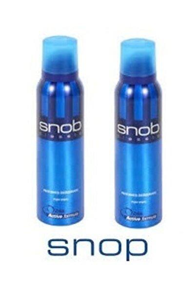 Orıjınal Classıc 2 Adet 150ml Snop Deodorant Erkek