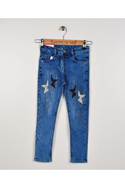 Kız Jeans Kot Pantolon