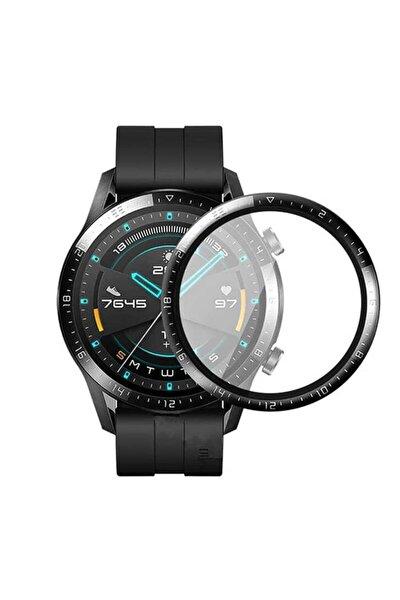 Huawei Watch Gt2 46mm 5d Polymer Nano Tam Kaplayan Ekran Koruyucu