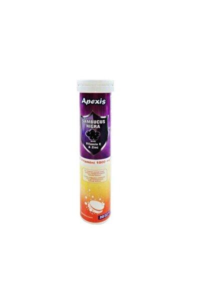 Is Sambucus Nigra Vitamin C & Zinc 1000 Mg