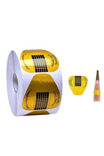 Gold 500 Lü Protez Tırnak Şablon Form