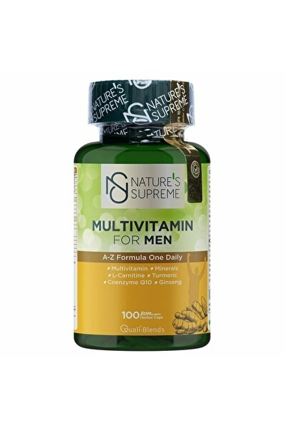 Multivitamin For Men 100 Kapsül