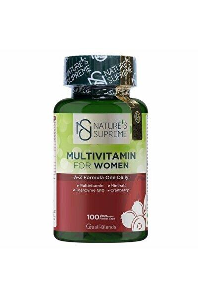 Multivitamin For Women 100 Kapsül