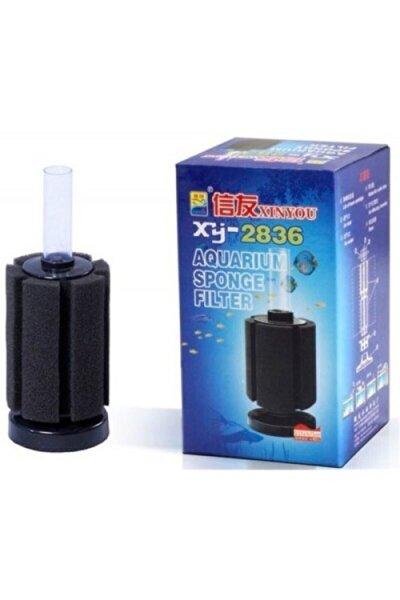 Biyolojik Süngerli Havalı Üretim İç Filtresi Xy-2836