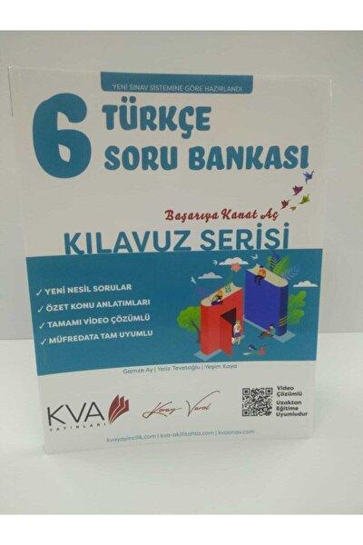 Kva 6. Sınıf Türkçe Kılavuz Serisi Soru Bankası