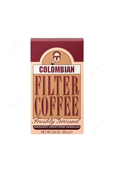 Colombian Filtre Kahve 500 Gr