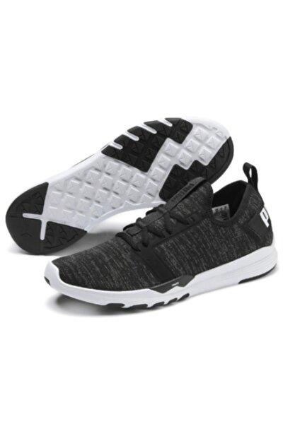 Unisex Siyah Koşu Antrenman Ayakkabısı