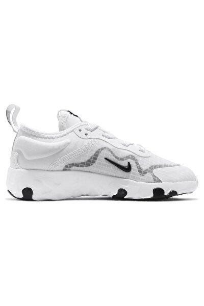 Unisex Çocuk Beyaz CD6904-100 Renew Lucent Ayakkabı