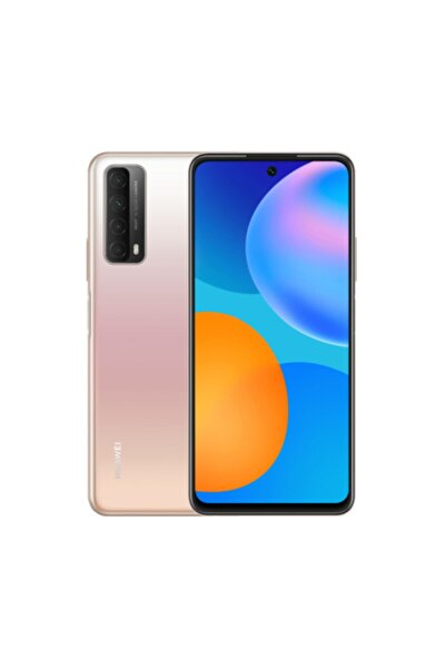 P Smart 2021 128GB Pembe Altın Cep Telefonu (Huawei Türkiye Garantili)