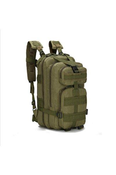 Haki Renk Tactical Su Geçirmez Çanta 45 lt