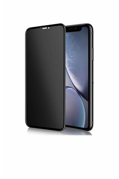 Iphone 11 Pro Max Full Hayalet Kırılmaz Privacy Cam