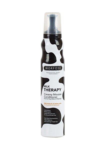 Milk Therapy /kremsi Saç Bakım Köpüğü 200 Ml
