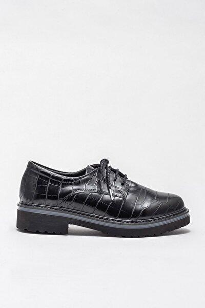 LYSANNE Siyah Kadın Ayakkabı