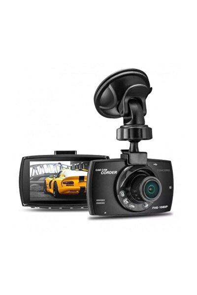 Türkçe Menü 1080p Hd Araç Içi Kamera Gece Görüşü 2,5 Inç
