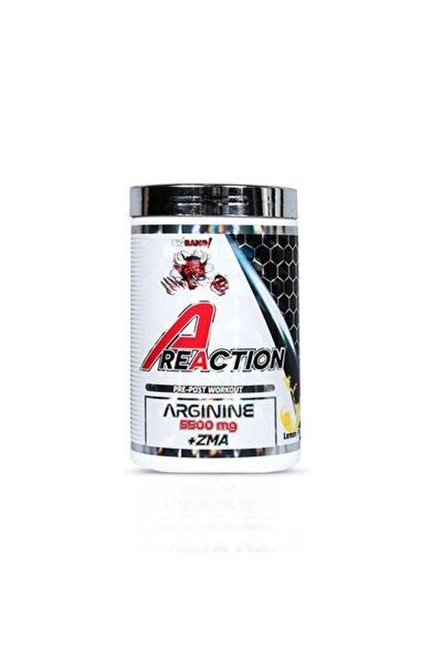 Bigbang A-reaction Arjinin + Zma 450 Gr 60 Servis Limon Aromalı