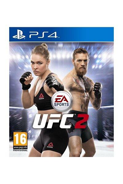 UFC 2 PS4 Oyun