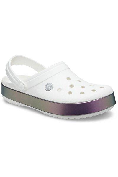 Unisex Beyaz Spor Terlik Sandalet 206595-100