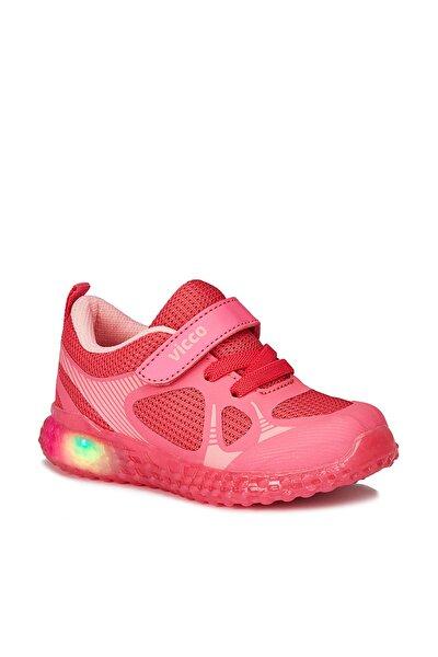Kız Bebek Fuşya Figo Spor Ayakkabı