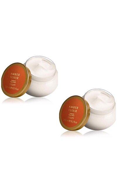 Amber Elixir Parfümlü Vücut Kremi 2 Adet