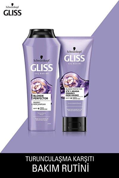 Blonde Perfector Mor Şampuan 250 ML + Mor Maske 200 ML