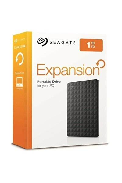 "1TB 2.5"" Expansion USB 3.0 Siyah STEA1000400 Taşınabilir Harddisk"