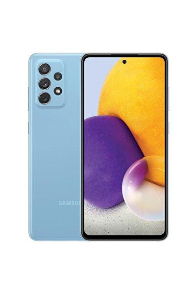 Galaxy A72 128GB Mavi Cep Telefonu (Samsung Türkiye Garantili)
