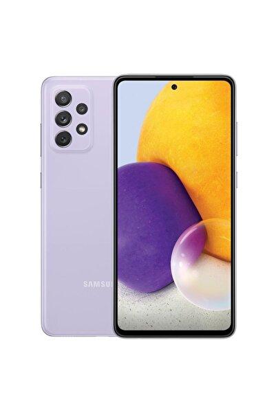 Galaxy A72 128GB Mor Cep Telefonu (Samsung Türkiye Garantili)