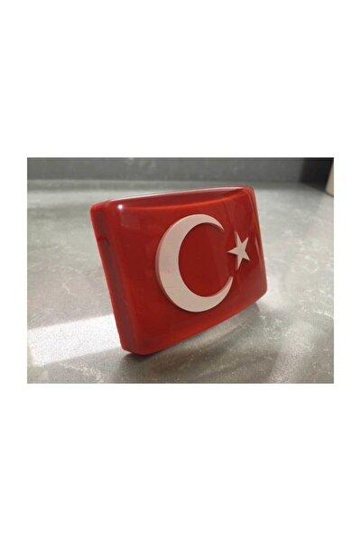 Türk Bayrağı Panjur Arması | Ön Tampon Logosu 3d Arma