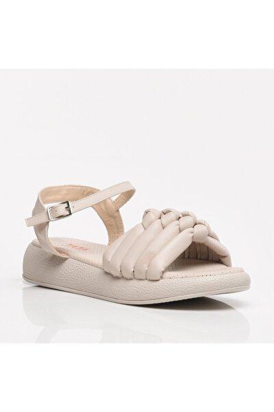 Kemik Kadın Sandalet