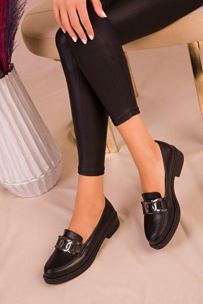 Siyah Kadın Casual Ayakkabı 16443