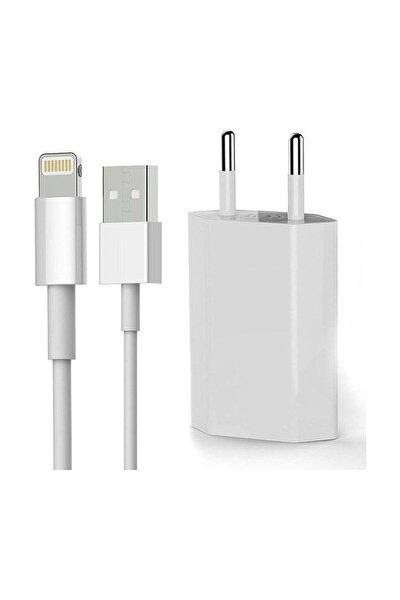 Iphone 5/5s/6/6s/7/7plus X/xs/xs Uyumlu Max Şarj Aleti (kablo + Adaptör)
