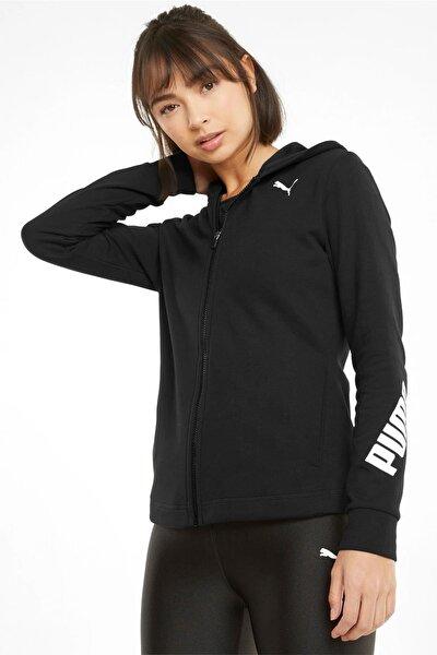 Kadın Modern Sports Full-zip Hoodie Sweat