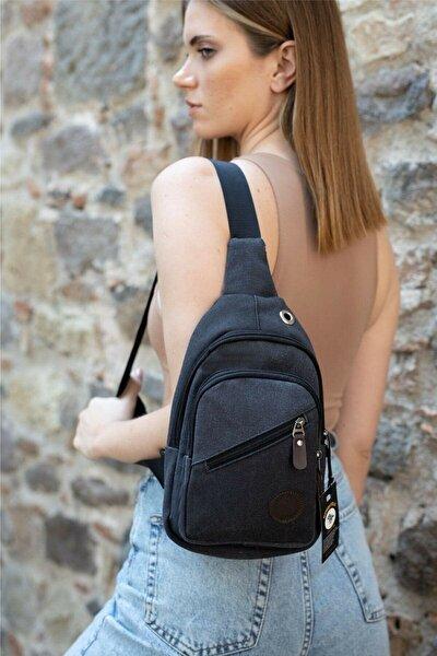 Kanvas Body Bag Çanta