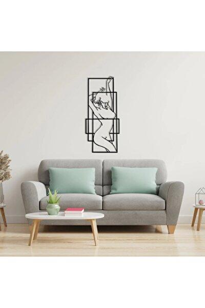 Nude Full Body Metal Wall Art - 42,5x98cm