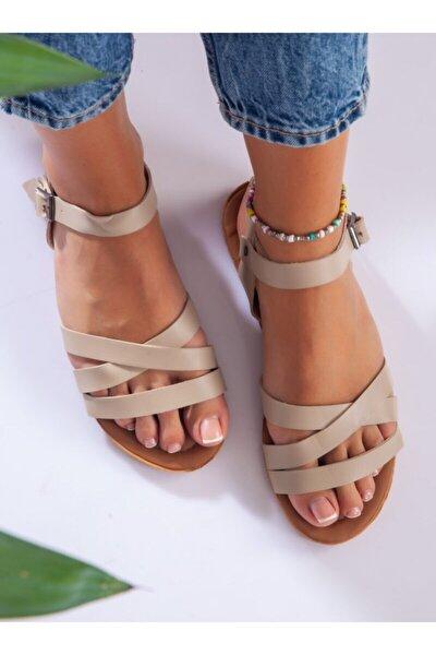 Sandalet - Nude - Ayakkabı Havuzu