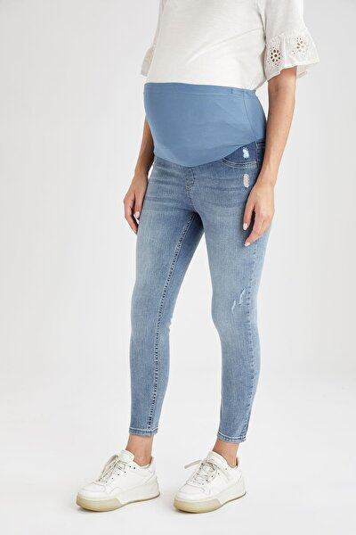 Skinny Fit Jean Hamile Pantolonu
