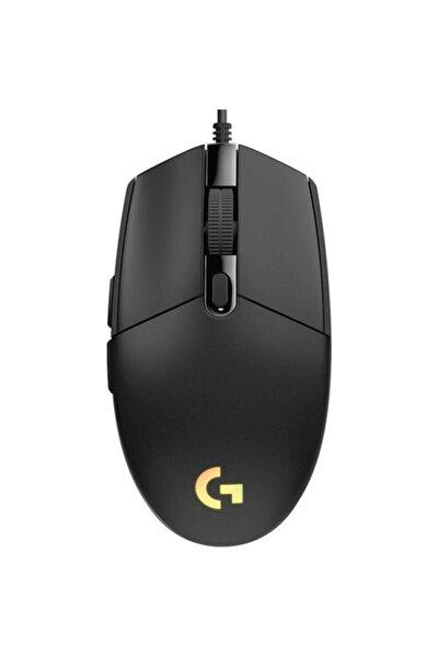 G G203 Lightsync Kablolu Oyuncu Mouse Black
