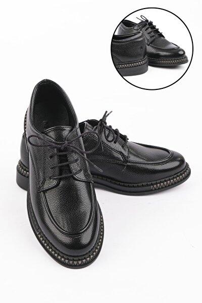 Laves Kadın Oxford Ayakkabısiyah