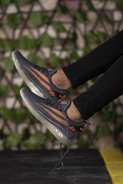 Füme Turuncu Unisex Sneaker 0012450