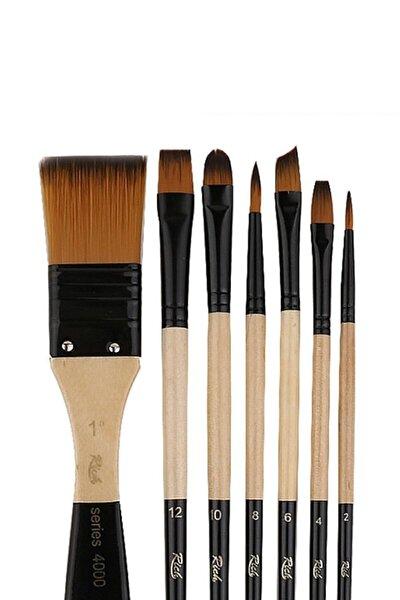 Karışık Fırça Seti 7 Lı