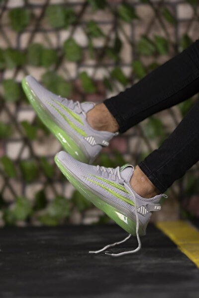Buz Yeşil Unisex Sneaker 0012450