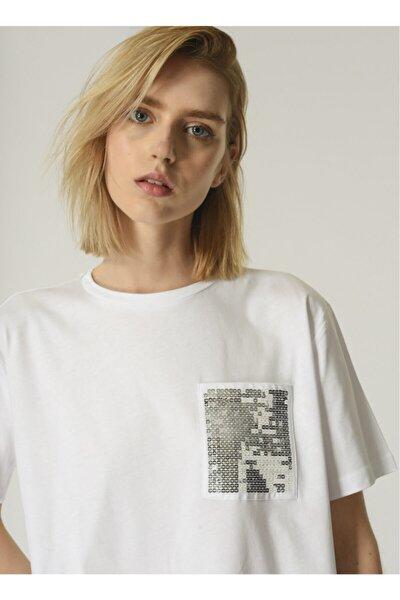 T-shirt, S, Beyaz