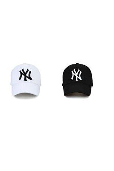Ny New York 2'li Unisex Set Şapka