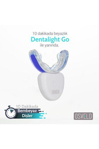 Dentalıgh Go Mavi Işık Teknolojisi Ile Diş Beyazlatma Kiti Beyaz