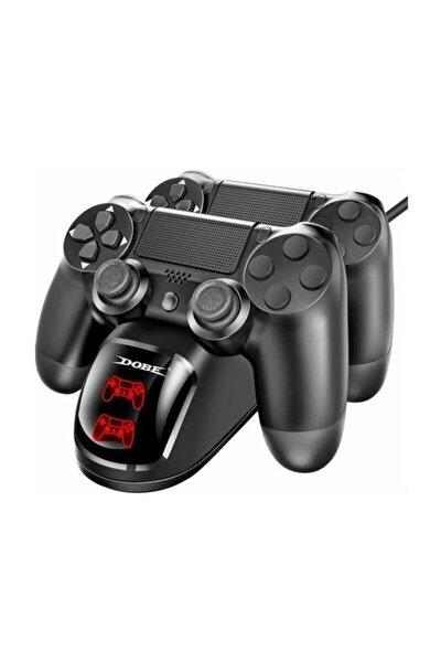 PS4 Dualshock Göstergeli Şarj İstasyonu
