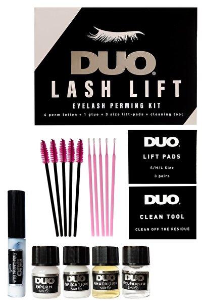 Duo Lash Lift Eyelash Perming Kit - Kirpik Perma Seti