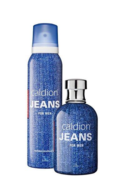 Jeans Edt 100 ml Erkek Parfüm Seti 8690973028297