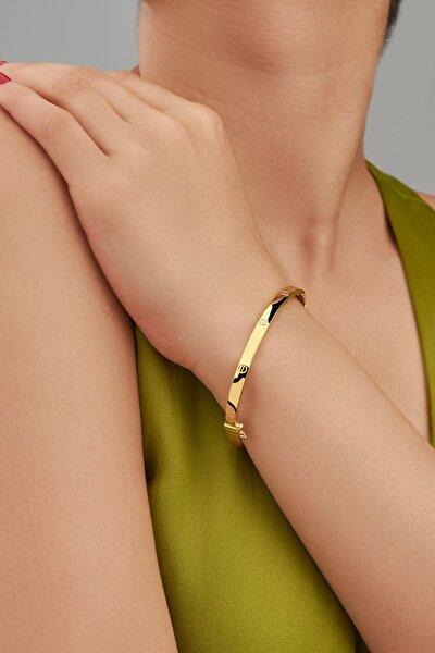 Cartier Kelepçe Bileklik Altın Renk