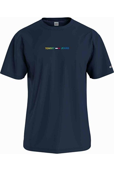 Tjm Multicolor Linear Logo T-shirt